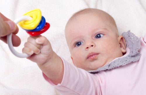 Clasificación de los reflejos en los bebés