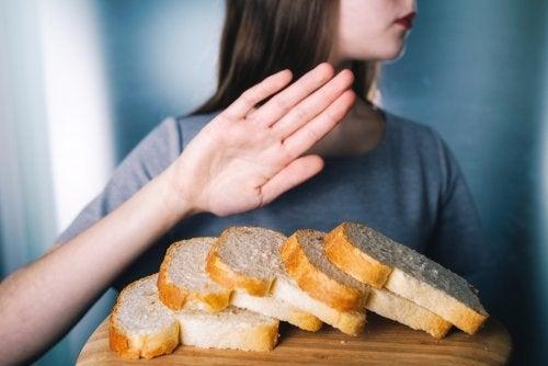 Síntomas de intolerancia al gluten en niños