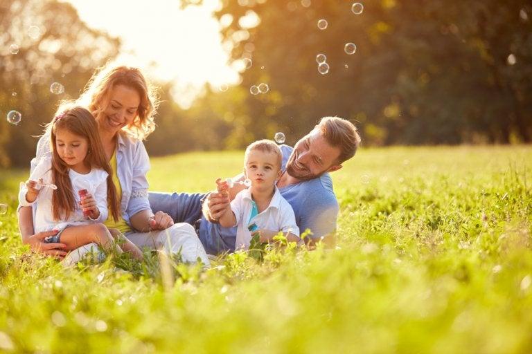 Tips para pasar tiempo de calidad en familia