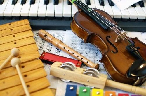 Importancia de la expresión musical