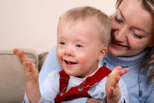 La importancia del afecto en los niños con discapacidad