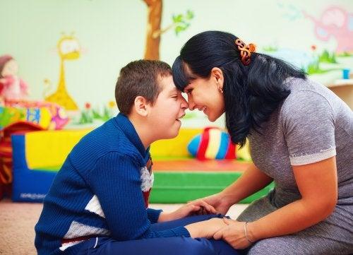 Niños con cuidados especiales