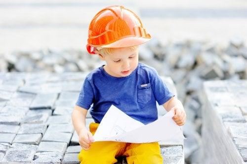 La orientación vocacional para niños