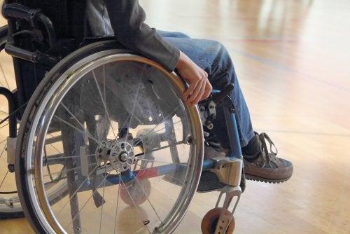 Intervención educativa en niños con discapacidad motora