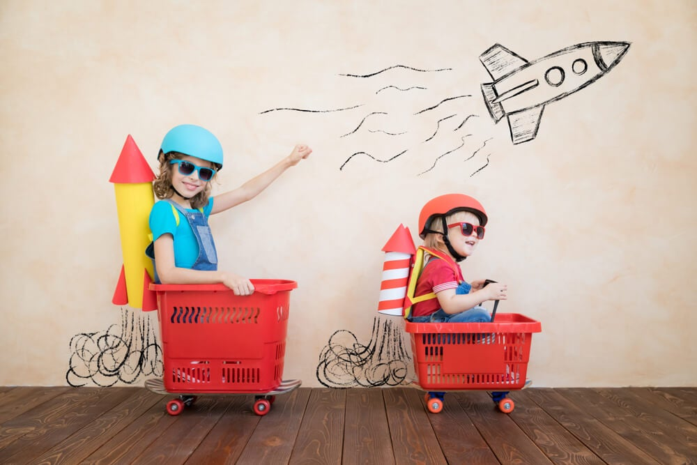 El aburrimiento estimula la creatividad infantil