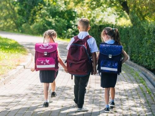 6 cuentos para los primeros días de colegio