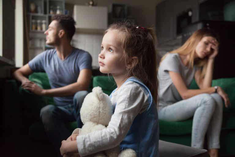 No me divorcio por mis hijos