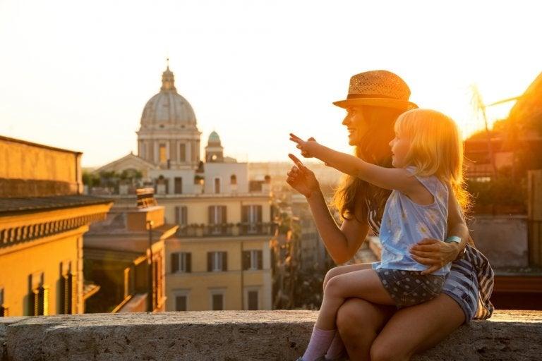 Los niños son más felices en vacaciones según la ciencia