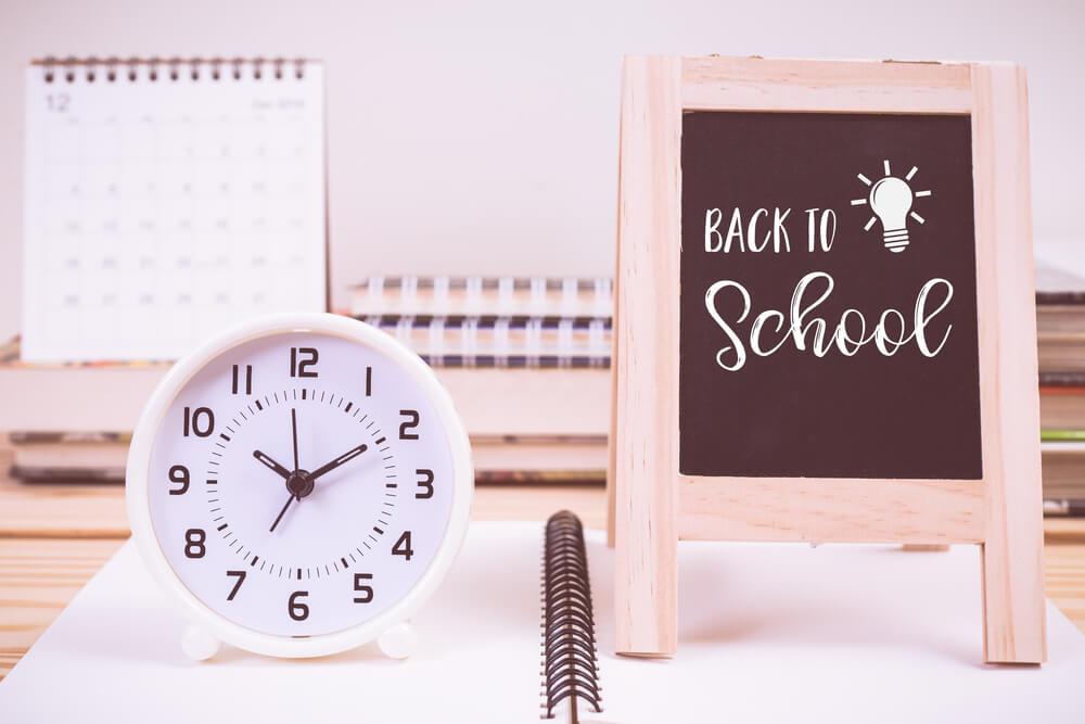 5 libros para preparar a tu hijo para empezar el colegio