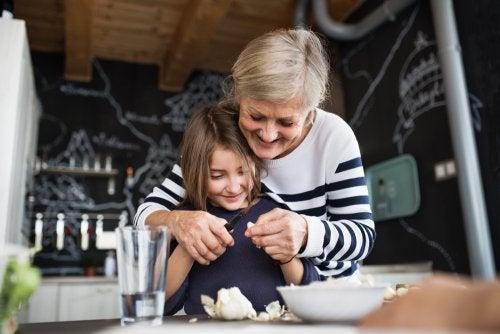 El derecho de visita de los abuelos con sus nietos