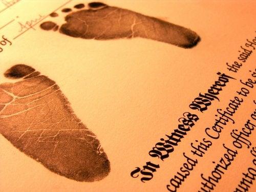 ¿Cómo solicitar el certificado de nacimiento de forma online?