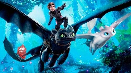 Mejores películas infantiles de Dreamworks