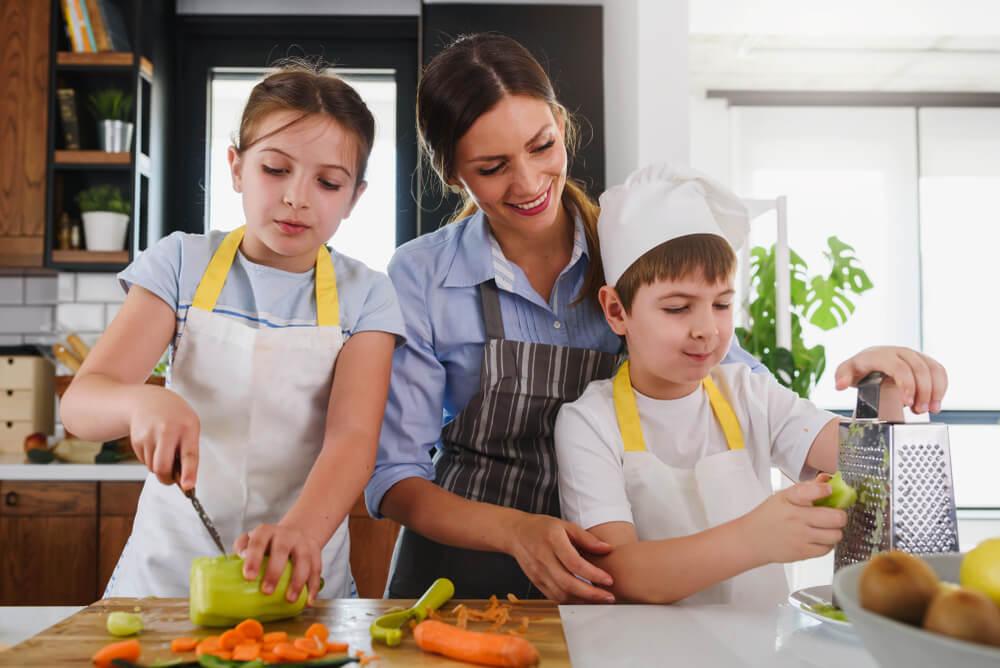 Libros infantiles sobre alimentación saludable
