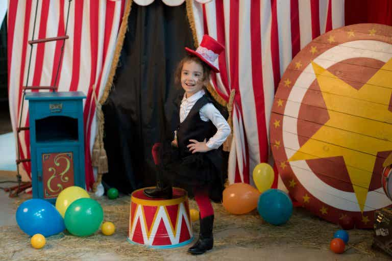 Libros infantiles sobre el circo