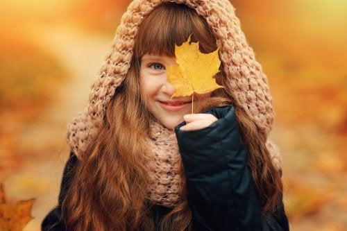 El otoño también llega a los libros infantiles