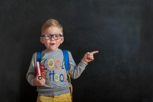 Cómo ayudar a los niños a afrontar un cambio de colegio