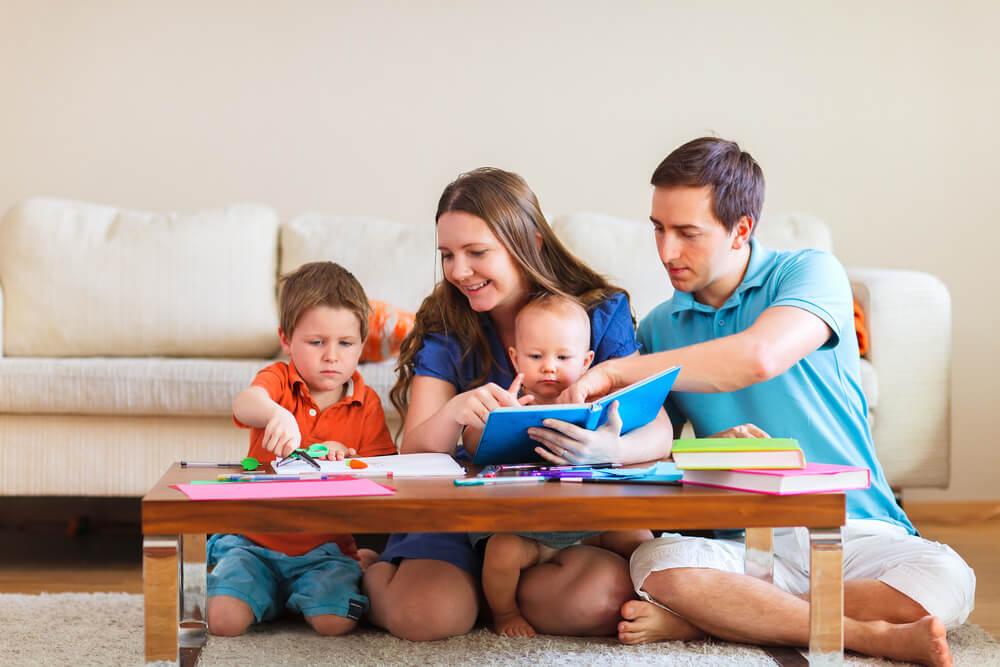 Ponerse de acuerdo en la educación de los hijos
