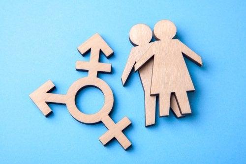 Identidad de género en niños y adolescentes