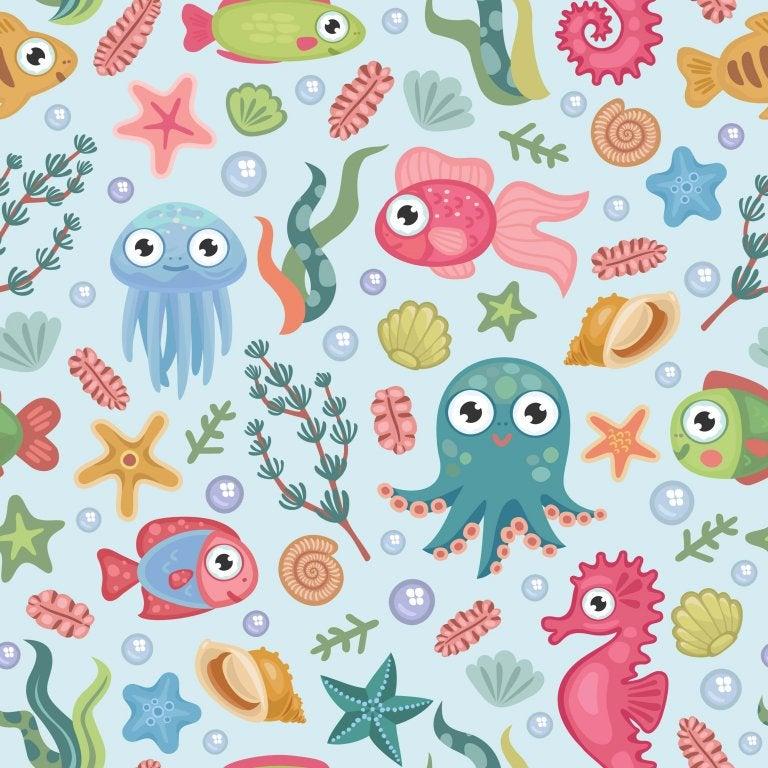 5 libros sobre animales marinos
