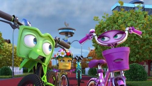Bikes, una película sobre la importancia de la ecología.