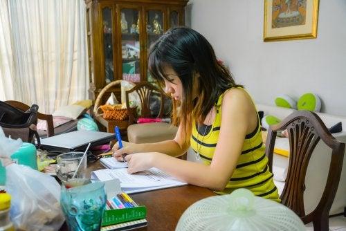 Errores frecuentes en los hábitos de estudio