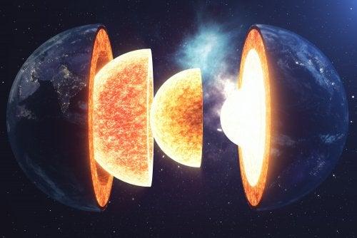 Formación de los planetas.