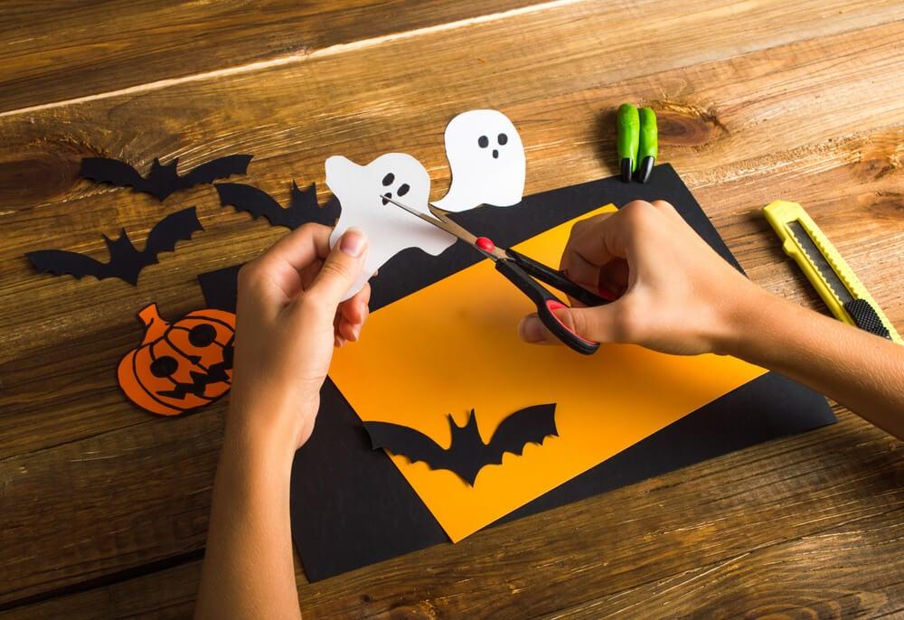 Manualidades para Halloween terroríficamente divertidas