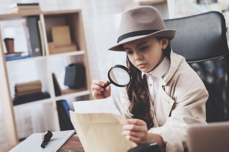 Libros infantiles sobre detectives
