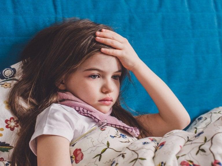 Cómo prevenir el resfriado en niños
