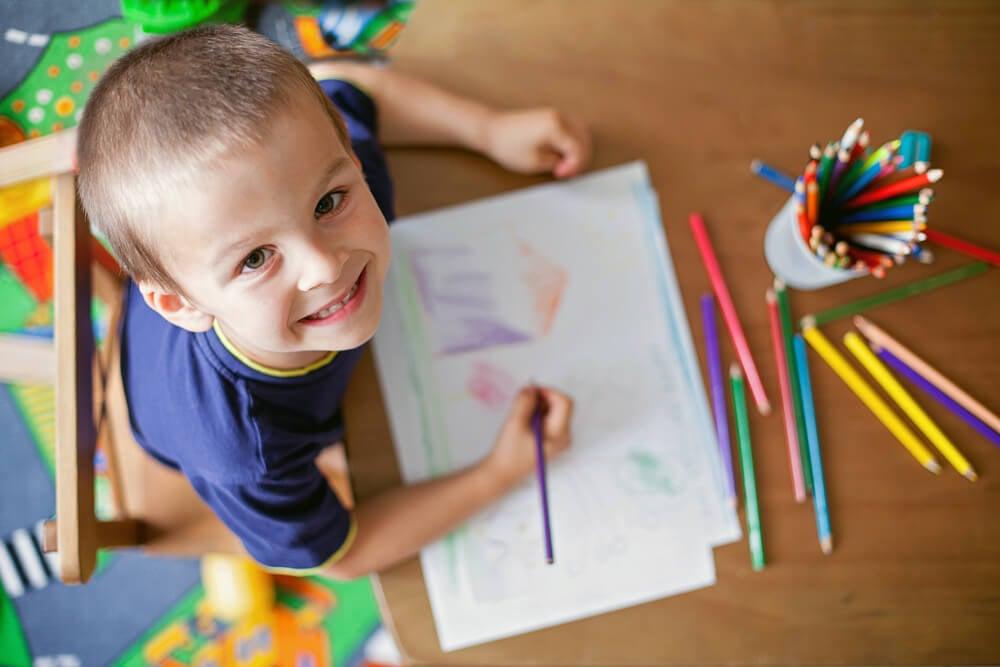 Test gráficos: conociendo al niño a través de sus dibujos