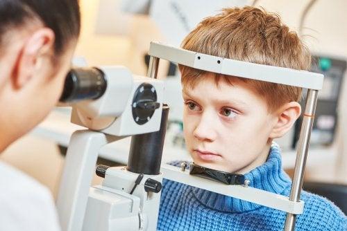 Glaucoma en niños