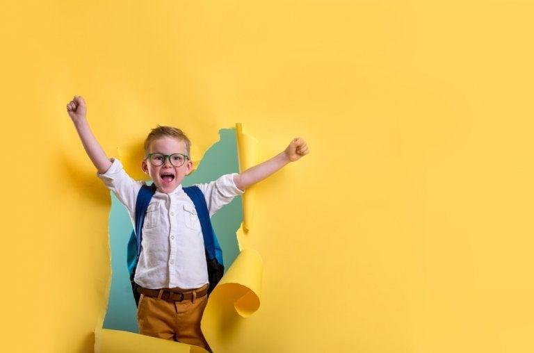La importancia de la motivación intrínseca en los niños