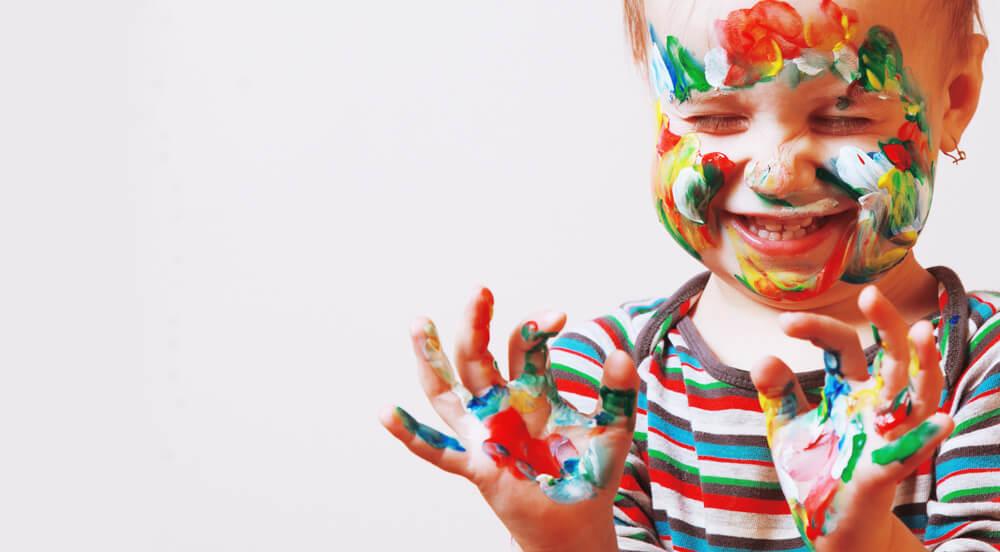 Cómo nutrir el talento artístico de tu hijo en preescolar