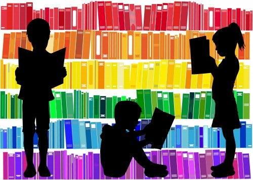 Recomendaciones de libros para niños de entre 5 y 7 años