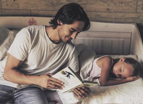 ¿Cuándo empezar a leer cuentos a los niños?