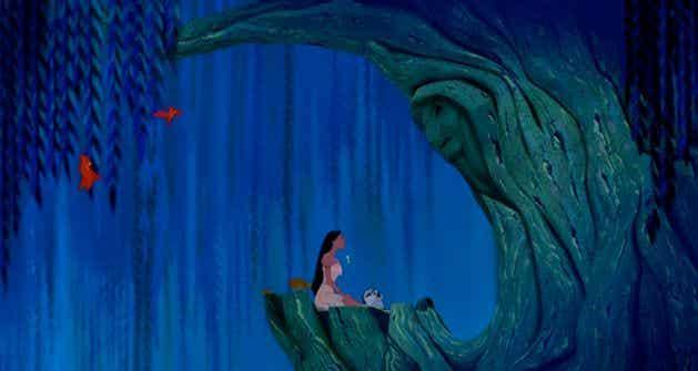 La ecología en las películas infantiles