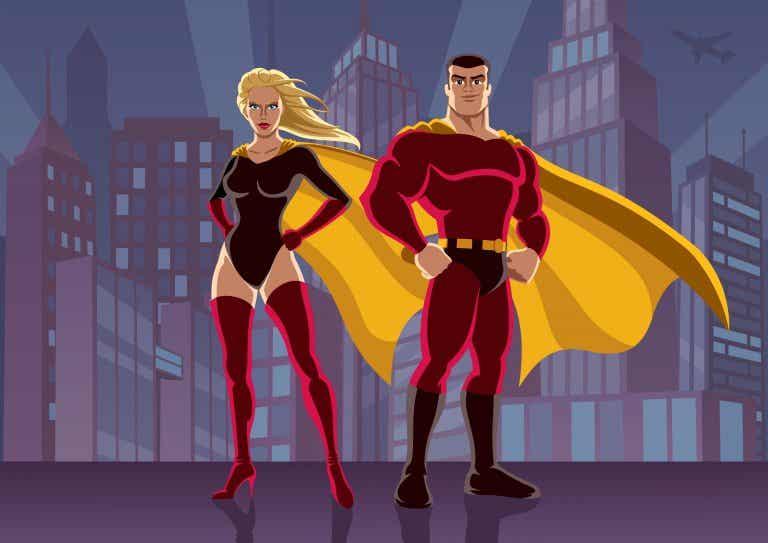 Libros sobre superhéroes