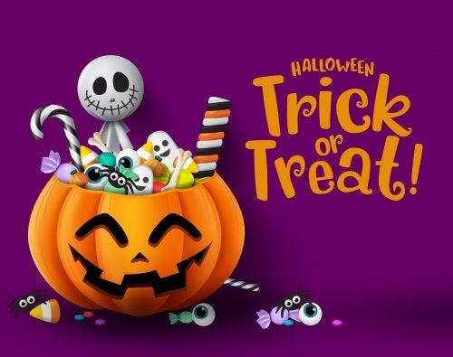 Halloween para aprender inglés