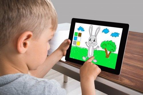 6 Apps infantiles para pintar y colorear