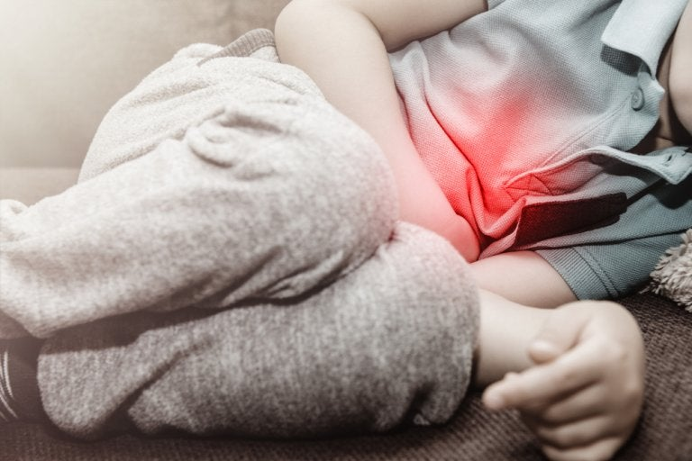 Enfermedades del sistema digestivo en niños