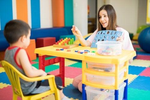 El trastorno específico del lenguaje en niños