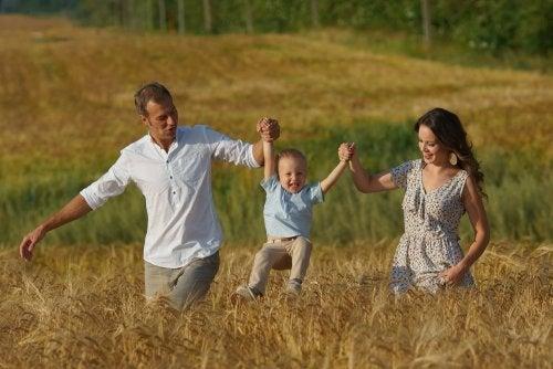 Crecer es comprender que papá y mamá también son humanos