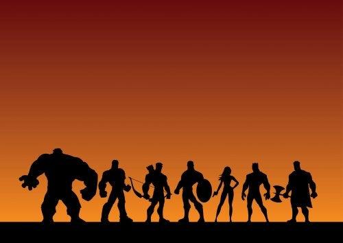 Hero Tales, superhéroes y aprendizaje de lectura