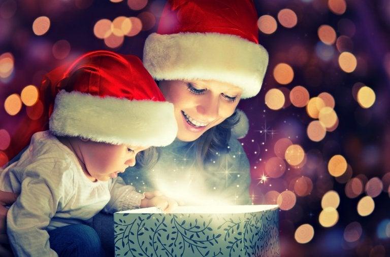 3 regalos de Navidad para bebés