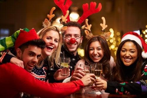 Consumo responsable de alcohol en Navidad