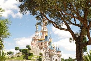 La plataforma de Disneyland París para que los niños disfruten del reino mágico