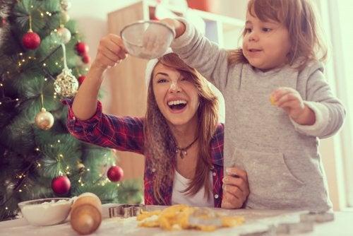 3 recetas para niños relacionadas con la Navidad