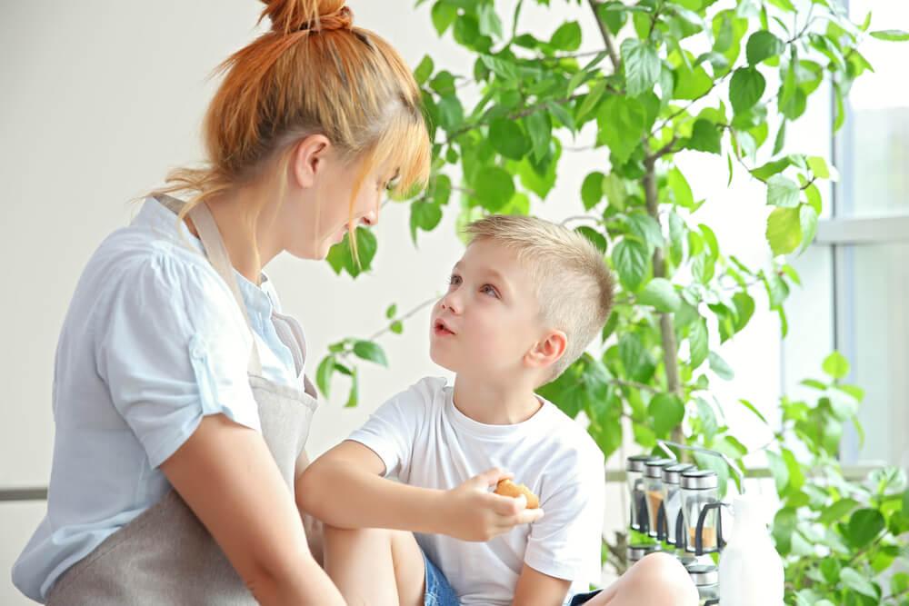 La importancia de las respuestas que le das a tu hijo