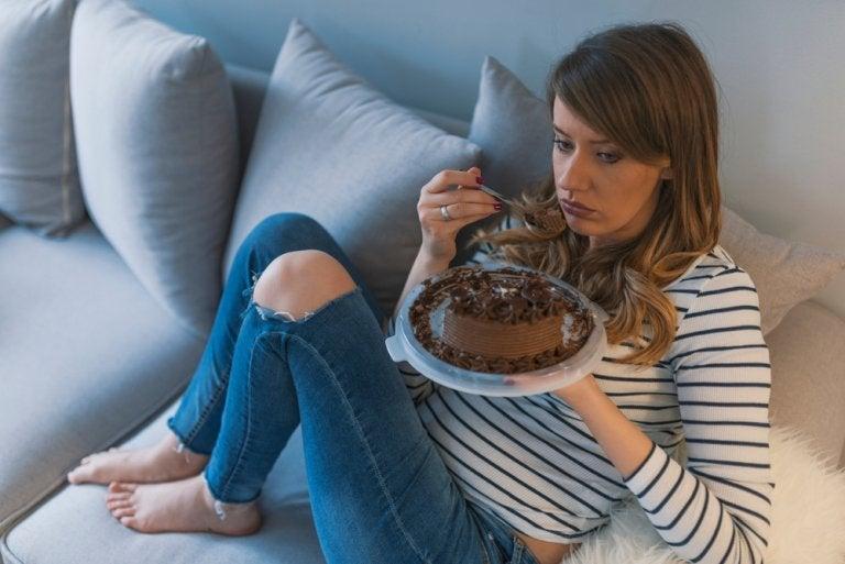 Comer emocional en niños y adolescentes