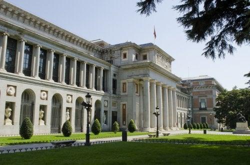 Museo del Prado en Madrid.